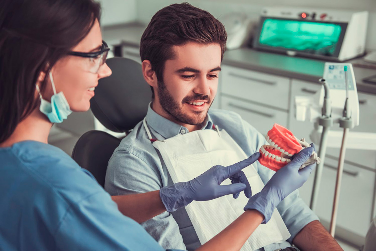 Диагностика стоматолога - ортодонта