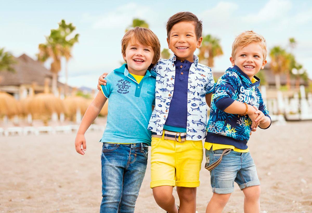 детские бриджи и шорты