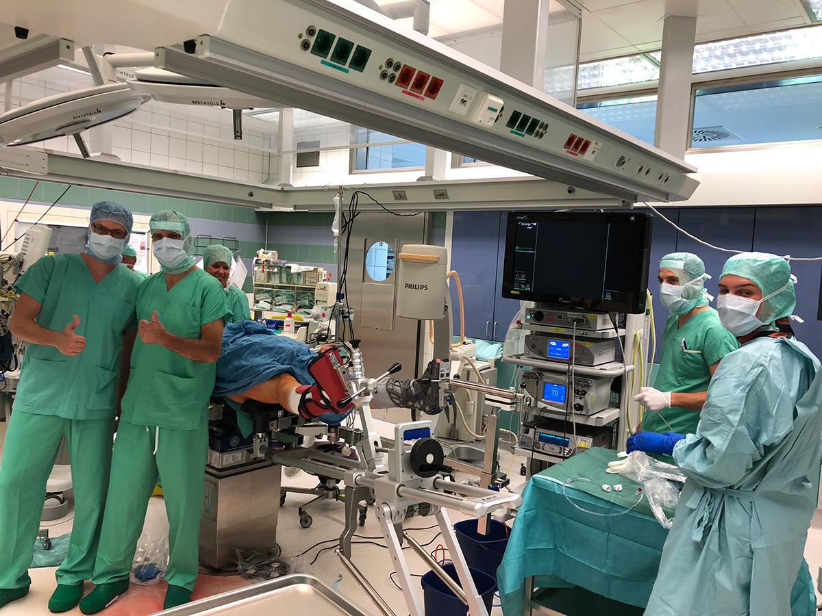 Реконструктивная хирургия - особенности