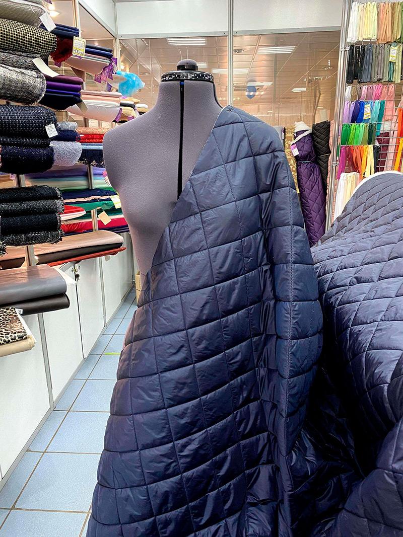 Выбор курточной ткани