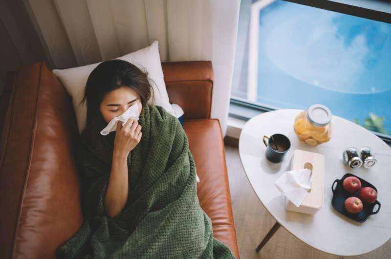 Профилактика гриппа - Алфлубин