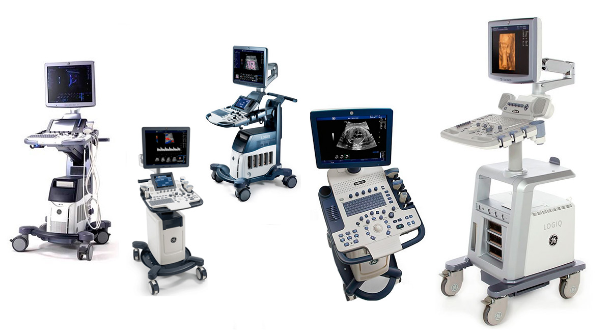 Разновидности узи-оборудования